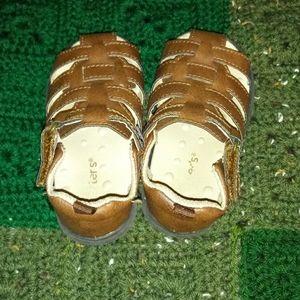 Toddler sandals size 5c